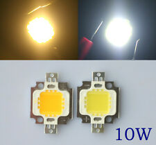 2/5/20x HIGH POWER 10W COB LED Chip Fluter Flutlicht Lampe Leuchte Birne Weiß