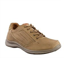 Woodland Men'S Khaki Casual Shoes (Gc 1389114)