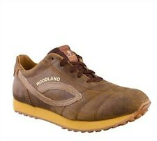 Woodland Men'S Brown Casual Shoes (Gc 1341113)