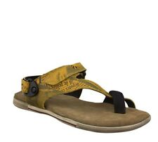 Woodland Men'S Yellow Casual Sandal (Gd 1143112Y15)