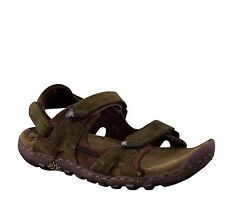 Woodland Men'S Olive Green Casual Sandal (Gd 0491108Y15)