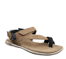 Woodland Men's Khaki Casual Sandal (Gd 1143112Y15)