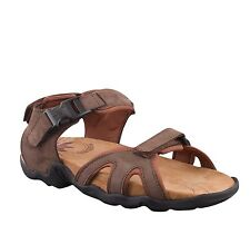 Woodland Men'S Brown Casual Sandal (Gd 1344113)