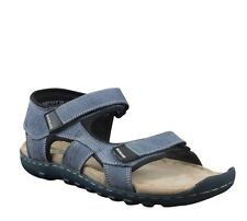 Woodland Men'S Denim Casual Sandal (Gd 1037111Y15)