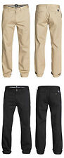 DC Chino Pant WORKER ROOMY CHINO - versch. Farben - UVP: 69,95 € - Loose Fit