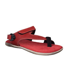 Woodland Men'S Red Casual Sandal (Gd 1143112Y15)