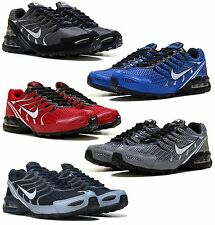Men's Nike Air Max Torch 4 IV Running Cross Training Shoes Black Blue Red G