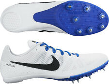Nike Zoom Rival MD 8 Running Spikes - White
