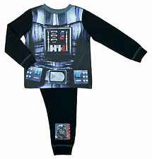 Star Wars Boys Darth Vader Pyjamas - Age 2-8 Years
