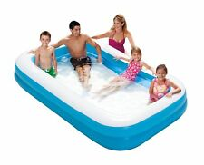 Summer Waves Family Pool Kinder Planschbecken Kinderpool Abdeckplane