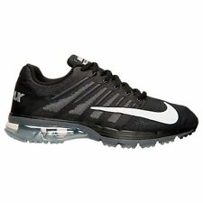 New Men's Nike Air Max Excellerate 4 Running Shoes Black Grey