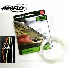 AIRFLO VELOCITY WEIGHT FORWARD INTERMEDIATE FLY LINE WF  5 6 7 8  CHOOSE SIZE