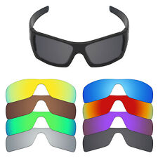 MRY Anti-Scratch Polarized Replacement Lenses for-Oakley Batwolf Sunglass - Opt.