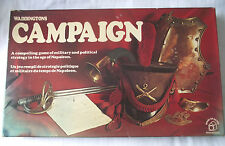 VINTAGE WADDINGTONS / CAMPAIGN / BOARD GAME / 1974 / STRATEGY GAME