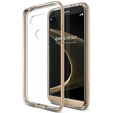 VRS Design™ [Crystal Bumper] Shockproof Slim Clear Bumper Case For LG G5