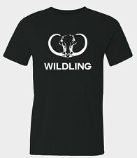 Unisex Game of Thrones inspired  Wildlings Sigil Mammoth Skull t-shirt.