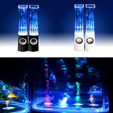 Casse Altoparlanti ACQUA LED WATER DANCING per PC E PC E SMARTPHON