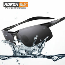 New Aluminum magnesium alloy polarized Men's sunglasses driver mirror glasses