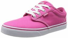 Vans Atwood Youth Sneakers - Magenta / White