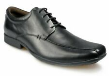 Pod Hombre Wessex Zapatos Negros en Talla UK6 to uk17