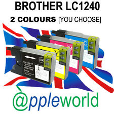 1 MAGENTA Ink Cartridge compatible with LC1240 /LC1280 [not Brother original]