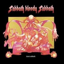 BLACK SABBATH 'SABBATH BLOODY SABBATH' Factory Sealed LP 12'' Album  + CD