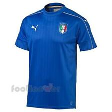 Puma Figc Italia Home T-Shirt 748933 01 uomo blue Limited Edition