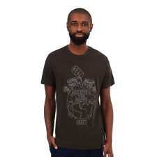 Obey - Recover The Earth T-Shirt Graphite