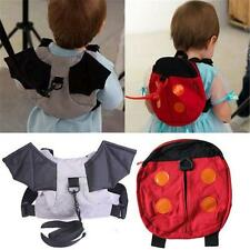 Sac à Dos Bébé HARNAIS SECURITE Baby Backpack Carrier Toddler Marcher Aide