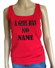 Game of Thrones Arya Stark inspired ladies tank top A Girl Has No Name
