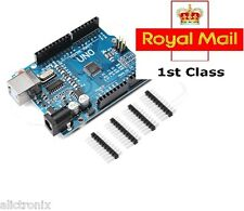 UNO R3 ATMEGA328P Board compatible  with Arduino UNO R3 +/- USB cable