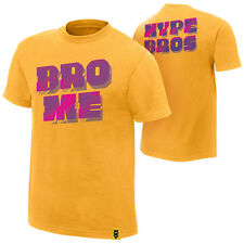 "WWE Hype Bros ""Bro Me"" Authentic T-Shirt NEU S M L XL 2XL 3XL 4XL 5XL nXt"