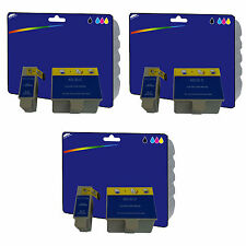 Various Bundles of non-OEM Ink Cartridges for Kodak KD30 range of printers