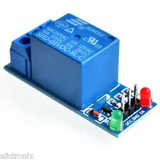 5V low level trigger One 1 Channel Relay Module interface Board Shield