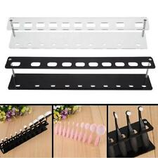 Makeup Brush Holder Stand For 10PCS Toothbrush Foundation Brushes Shelf New styl