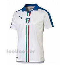 Puma Figc Italia Away Polo 748922 02 uomo Calcio white Limited Edition