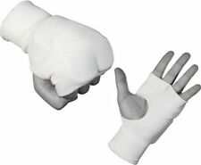 BOOM Prime Elasticated Karate Mitts MMA Punch mitts Hands Protector Martial Arts
