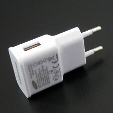 Samsung Universal Mobile Charger USB Power Wall Adapter 2 Amp. + Cable