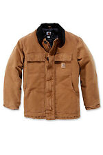 Carhartt Grès Sable Traditional Coat - Veste De Travail