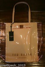 Ted Baker - NUDE PINK PLAIN ICON SHOPPER BAG, Brand New with Tag.