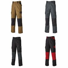 Dickies Mens Everyday Durable Cargo Pocket Work Trousers