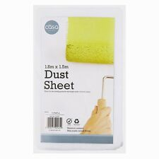 Dust Sheet Roll / Dust Cover Decorating Plastic 1.5m x 1.8m