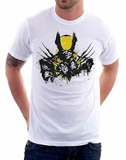 t-shirt tribute Wolverine X-Men  - To give happiness by tshirteria l61