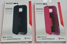 Tech21 Authentic Evo Frame Wallet Series Case For Samsung Galaxy S6