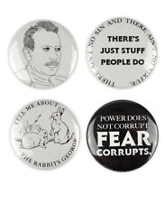 John Steinbeck Badges, buttons, mice and men, east of eden, grapes of wrath, ame