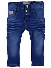 Name it Kinder Jungen Jeans Hose NitRalf Riggo Slim 13124609 blau Baggy Baby NEU