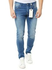 NEU SCOTCH & SODA HOSE HERREN JEANS 100738 RALSTON SLIM FIT BLAU BLUE MEN