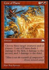 4x Cono di Fiamme - Cone of Flame MTG MAGIC WL Weatherlight Eng/Ita