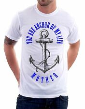t-shirt ancora anchor tattoo style - To give happiness by tshirteria n23