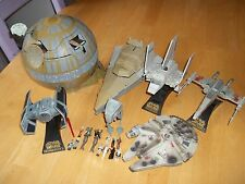 star wars micro machines action fleet bundle death star etc